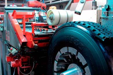 Reconstrucción de Neumáticos